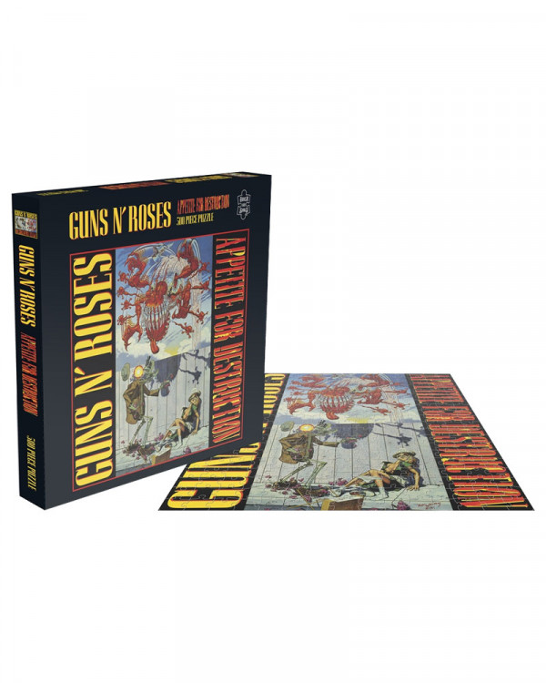 Guns N' Roses - Appetite For Destruction 1 Jigsaw Puzzle