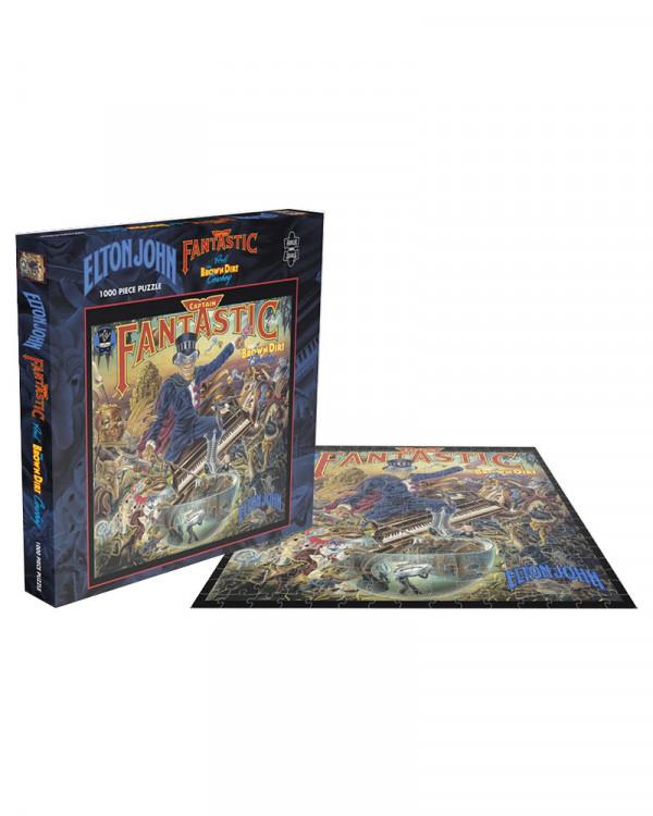 Elton John - Captain Fantastic 2 Jigsaw Puzzle
