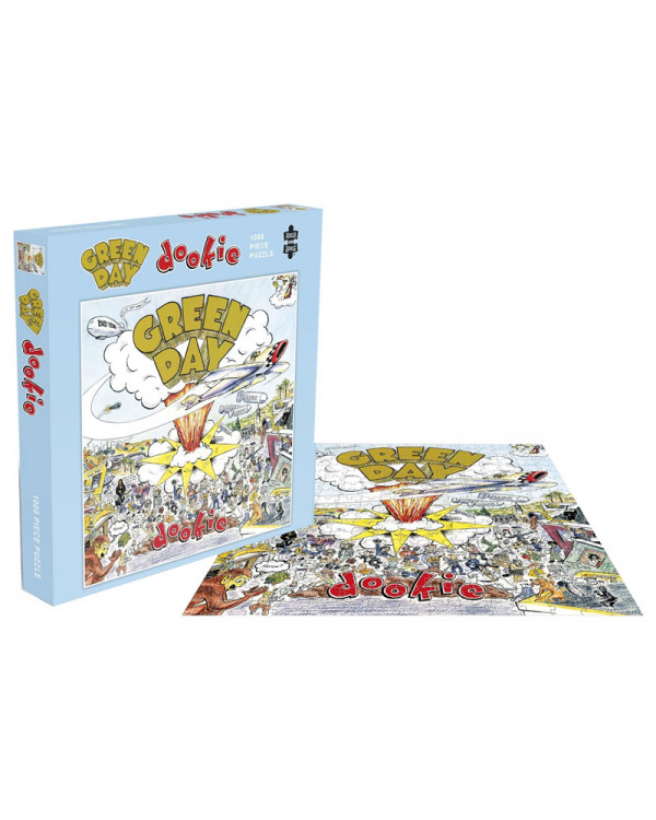 Green Day - Dookie 2 Jigsaw Puzzle