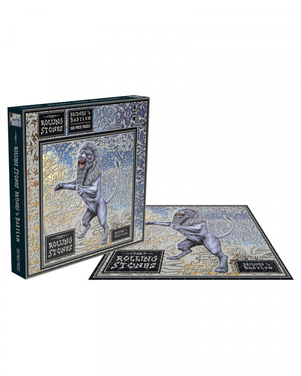 Rolling Stones - Bridges To Babylon Jigsaw Puzzle