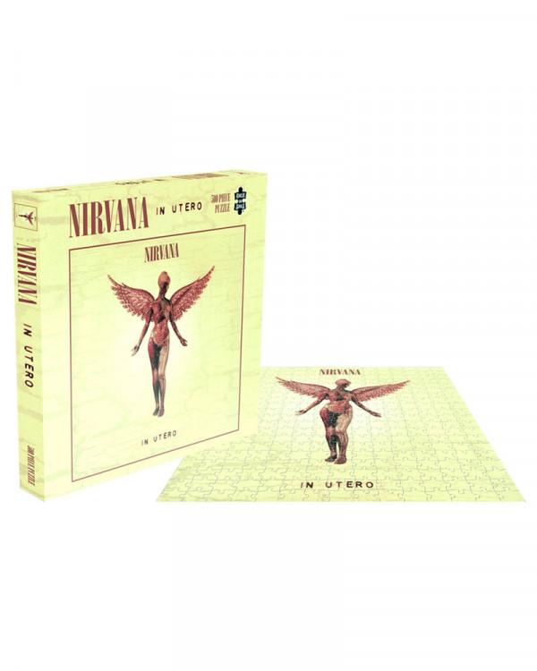Nirvana - In Utero Jigsaw Puzzle
