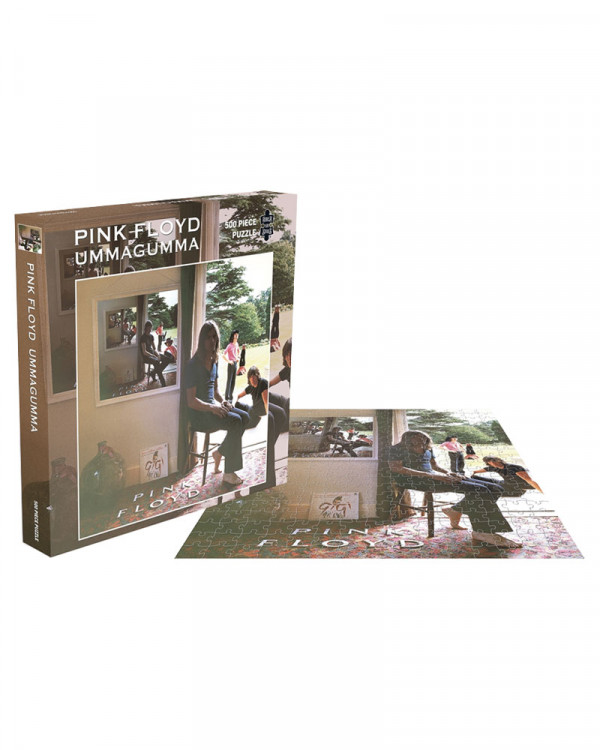 Pink Floyd - Ummagumma Jigsaw Puzzle