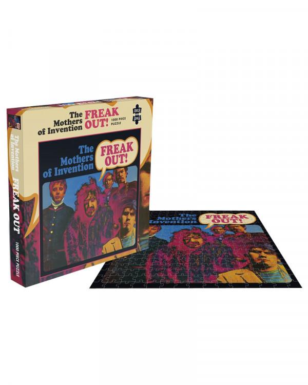 Frank Zappa - Freak Out! 2 Jigsaw Puzzle
