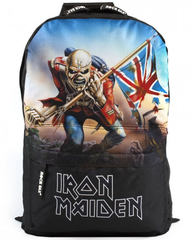 Iron Maiden - Trooper Classic Backpack