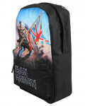 Iron Maiden - Trooper Black Classic Backpack