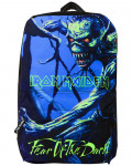 Iron Maiden - Fear Of The Dark Classic Backpack