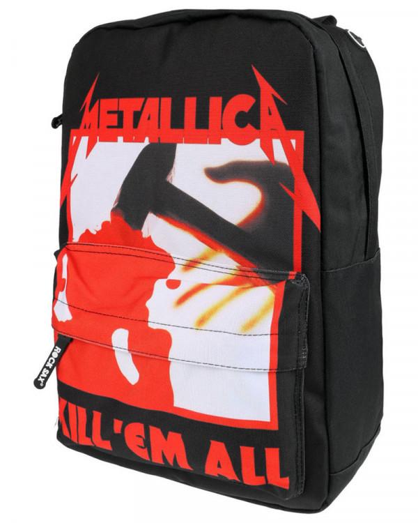 Metallica - Kill Em All Classic Backpack