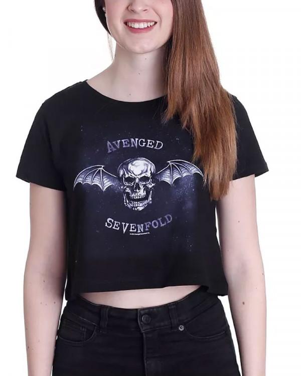 Avenged Sevenfold - Bat Skull Women's T-Shirt