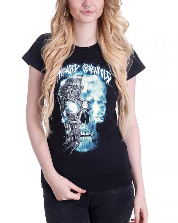 Avenged Sevenfold - Turbo Skull Women's T-Shirt
