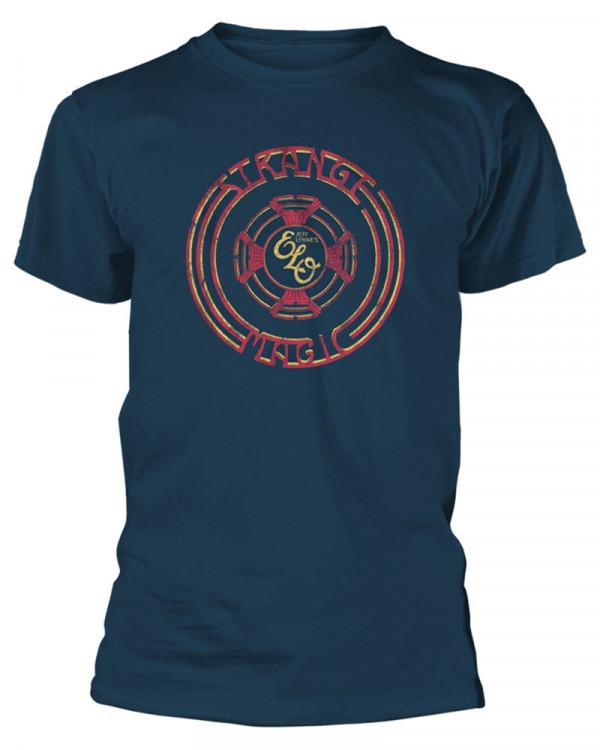 Electric Light Orchestra - Strange Magic Denim Men's T-Shirt
