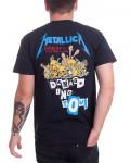 Metallica - Damage Inc Black Men's T-Shirt
