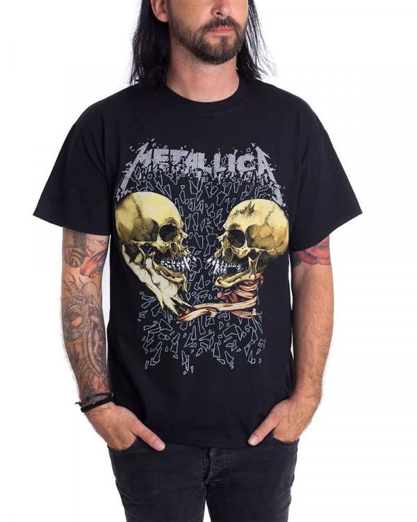 Metallica - Sad But True Black Men's T-Shirt