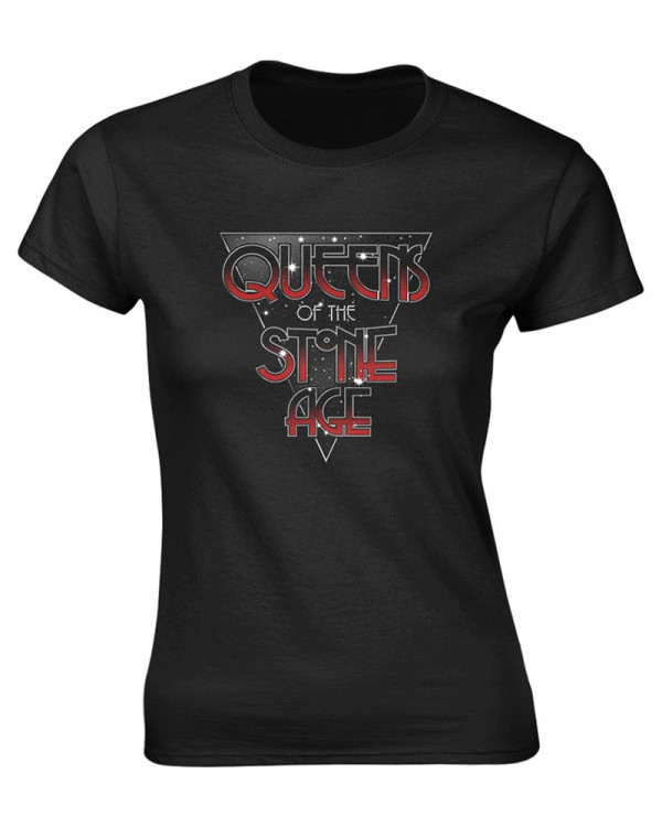 Queens Of The Stone Age - Retro Space Women's T-Shirt