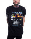 Police - Ghost In The Machine Live Men's T-Shirt