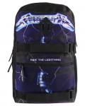 Metallica - Ride The Lightning Skate Backpack
