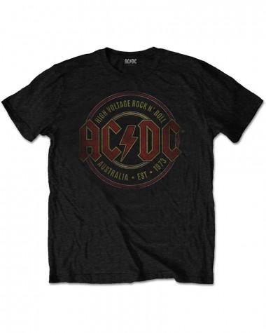 AC/DC - Est. 1973 Men's T-Shirt