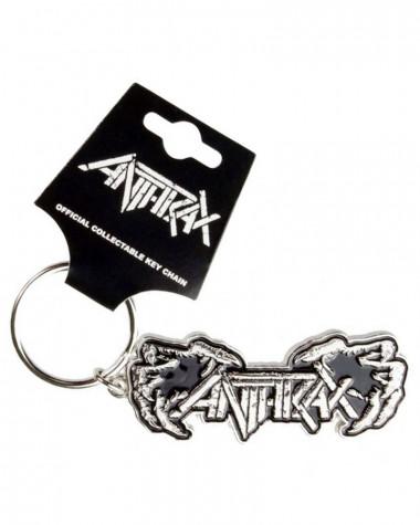 Anthrax - Death Hands Keychain