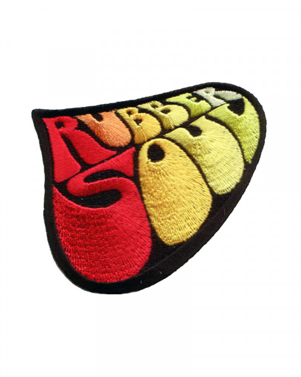 Beatles - Soul Logo Embroidered Patch