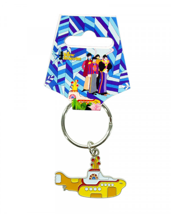 Beatles - The Yellow Submarine Keychain