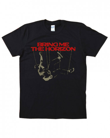 Bring Me The Horizon - Wipe The System Black Men's T-Shirt