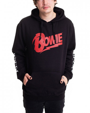 David Bowie - Rebel Rebel Men's Pullover Hoodie