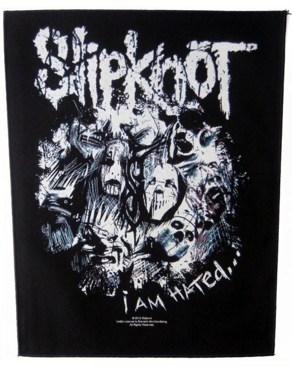 Slipknot - I am Hated Back Patch