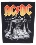 AC/DC - Hells Bells Back Patch