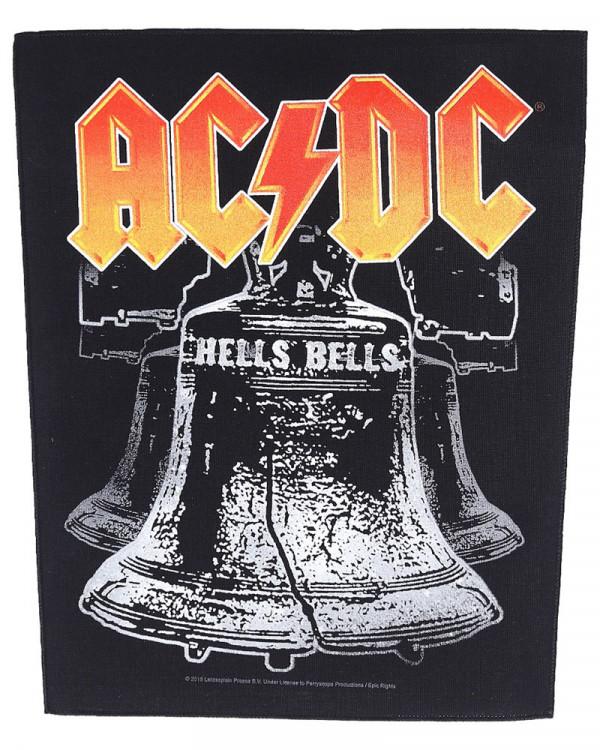 AC/DC - Hells Bells Back Patch