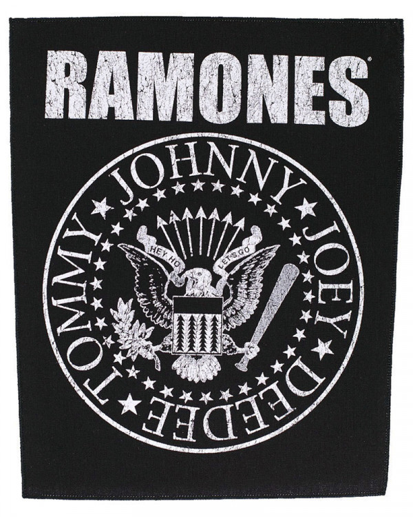 Ramones - Seal Back Patch