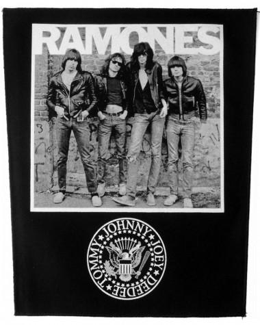 Ramones - 1976 Back Patch