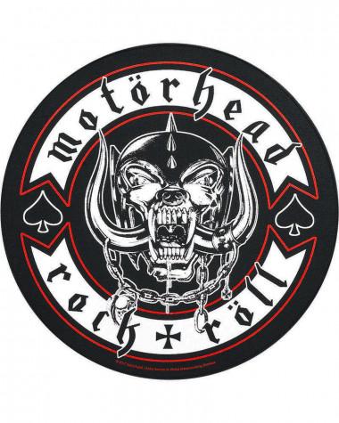 Motorhead - Biker Back Patch