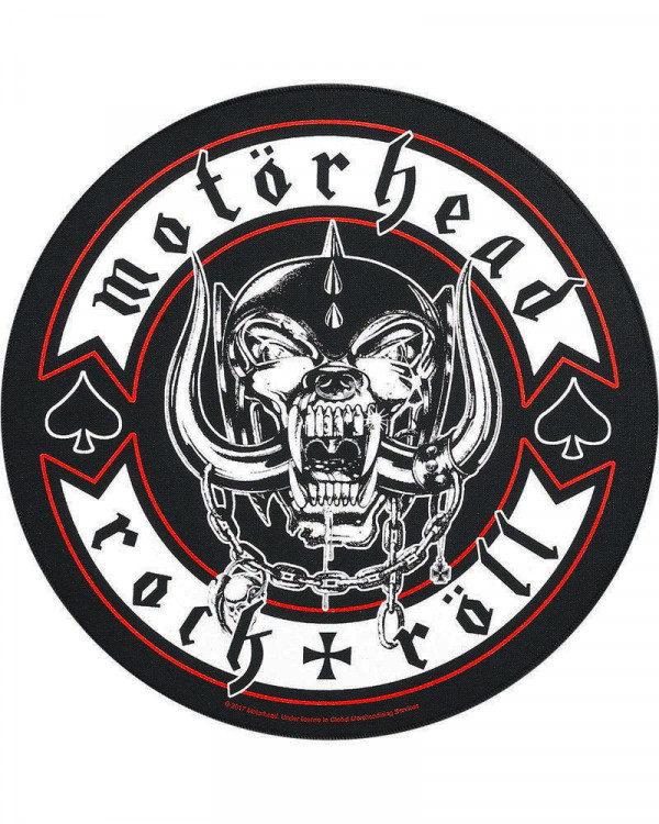 Motorhead - Biker Back Patch
