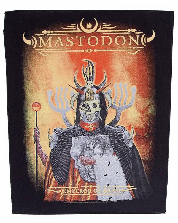 Mastodon - Emperor Of Sand Back Patch