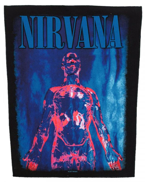 Nirvana - Sliver Back Patch