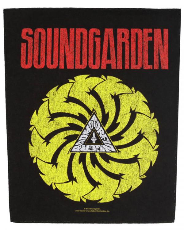 Soundgarden - Badmotorfinger Back Patch