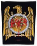 Slayer - Golden Eagle Back Patch