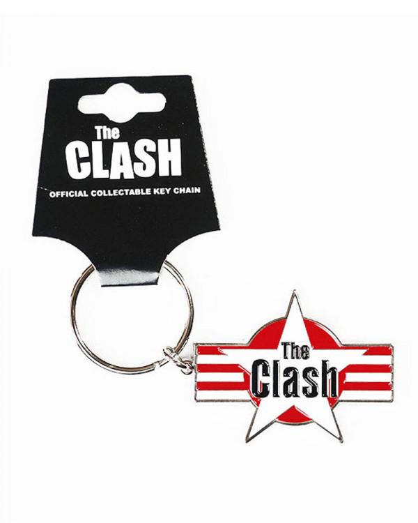 Clash - Stars & Stripes Keychain
