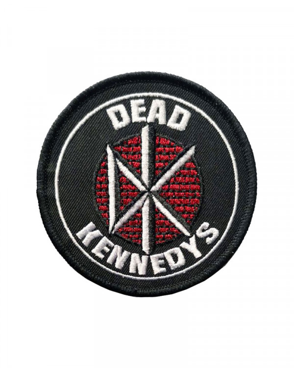 Dead Kennedys - Circle Logo Embroidered Patch