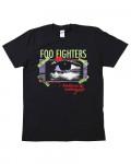 Foo Fighters - Medicine At Midnight Tape Black Men's T-Shirt