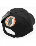 Incubus - Arch Logo And Band Vintage Black Baseball Cap