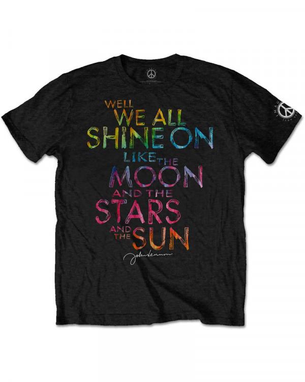 John Lennon - Shine On Men's T-Shirt