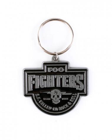 Foo Fighters - Established 1995 Keychain