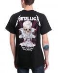 Metallica - Doris Black Men's T-Shirt