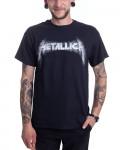 Metallica - Spiked Black Men's T-Shirt