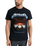Metallica - Master Of Puppets Tracks Black Men's T-Shirt