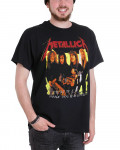 Metallica - Garage Photo Black Men's T-Shirt