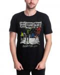 New Found Glory - Stagefreight Black Men's T-Shirt