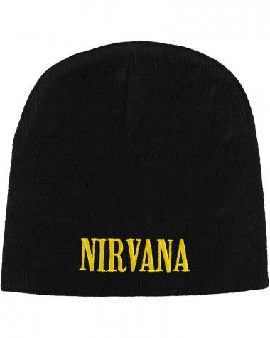 Nirvana - Smiley Beanie