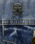 Motorhead - War Pig Pin Badge