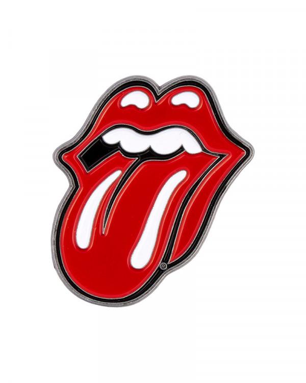 Rolling Stones - Tongue Pin Badge